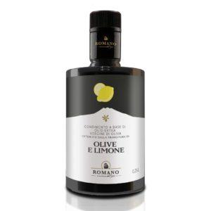 Olio di olive e limone