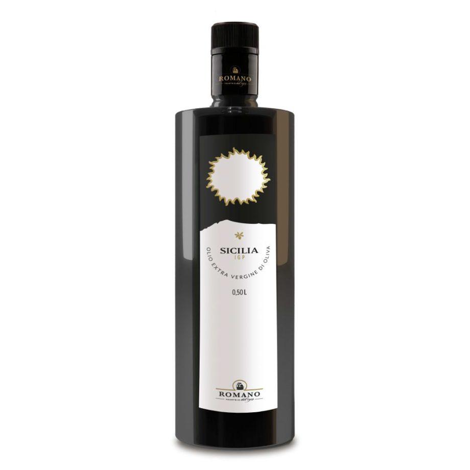 Olio Extra vergine di oliva Sicilia IGP