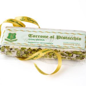 Torrone al Pistacchio Siciliano - Stecca